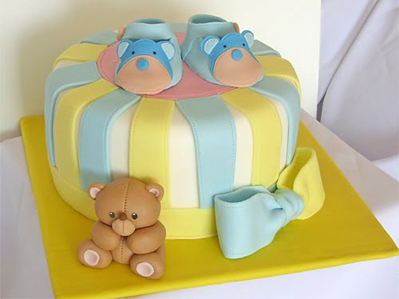 Фото детских тортов на 1 год